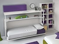 Murphy bed desk combination Miu